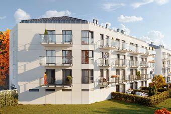 Enclave - Bouygues Immobilier buduje mieszkania w Pruszkowie