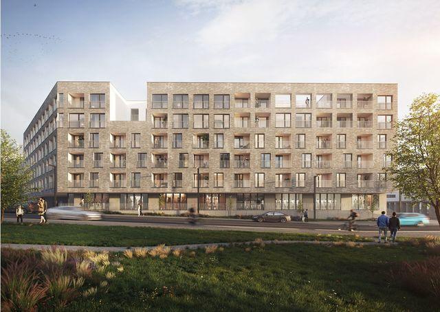 Nova Mikołowska - nowe mieszkania w Katowicach