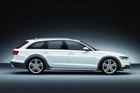 Audi A6 allroad quattro - bok