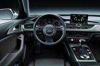 Audi A6 allroad quattro - wnętrze