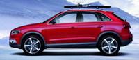 Audi Q3 Vail - bok