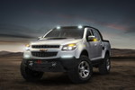 Chevrolet Miray i Colorado Rally
