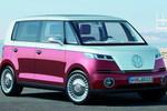 Elektryczny Volkswagen Bulli