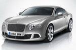 Nowy Bentley Continental GT