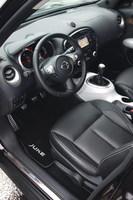 Nissan Juke Shiro - wnętrze