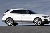 Nowy Saab 9-4X