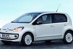 Pięciodrzwiowy Volkswagen up! w Polsce