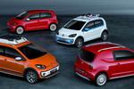 Volkswagen up! - wersje koncepcyjne