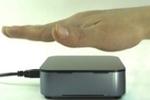 Fujitsu skanuje dłonie