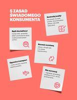 5 zasad świadomego konsumenta