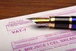 Korekta deklaracji VAT-7 a czynności sprawdzające