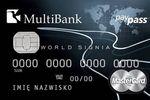 Karta MasterCard World Signia w MultiBanku