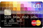 Karta kredytowa Citibank MasterCard World
