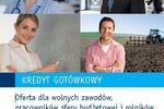 Kredyt Bank: kredyt dla grup zawodowych