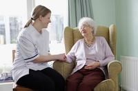 Opiekunka osób starszych, opiekun osób starszych