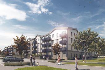 Awipolis - nowe mieszkania we Wrocławiu