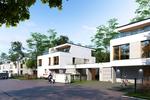 Bluszczowe Wille - nowe domy na Białołęce