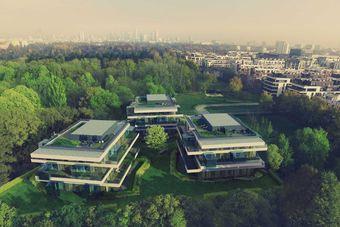 Finale Apartments: luksusowe mieszkania na osiedlu EKO-PARK