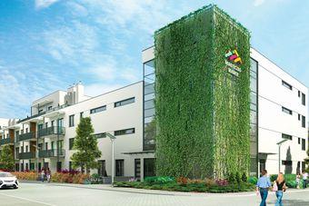 Miasteczko Wawer - 1000 mieszkań, największy projekt w historii
