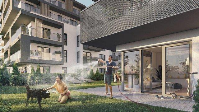 Nowe mieszkania w Łodzi. Trei buduje Osiedle Kraft