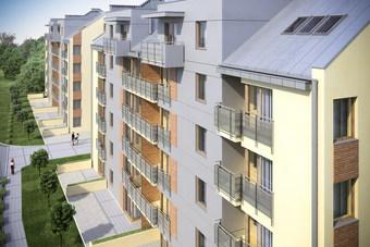 Zielony Zakątek - mieszkania w Krakowie