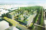 Ekologiczny park biznesowy Business Garden