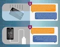 Zalanie i niesprawna bateria