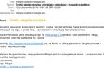 Atak phishingowy na Allegro