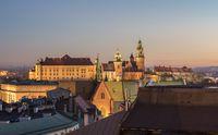 Kraków - zabytki