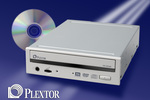 Plextor nagrywa DVD