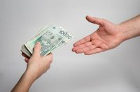 darowizna gotówki bez podatku