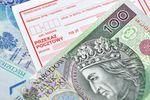 Przekaz pieniężny Western Union z podatkiem od darowizny