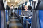 Zniżki na przejazdy służbowe pociągiem bez podatku dochodowego