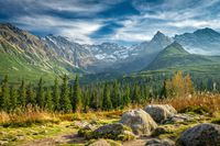 Jesień w Tatrach