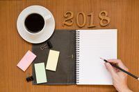 Wspólne postanowienia noworoczne pracownika i pracodawcy