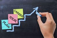 Atrakcyjny kandydat planuje rozwój zawodowy