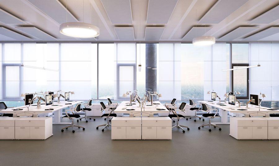 Biura w warszawie wola wyprzedzi s u ewiec egospodarka for Bureau open space