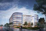 DSV buduje biurowiec w Warszawie