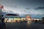 Centrum handlowe Vis à Vis w Łodzi