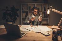6 sposobów, aby praca w nocy była efektywna
