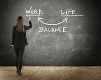 Najlepiej pracujemy, jeśli utrzymujemy tzw. work-life balance