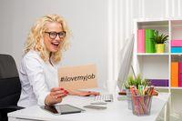 Praca - moja miłość?