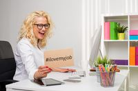 Jak zakochać się w swojej pracy?