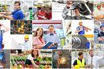 Pracownicy z Ukrainy chcą dobrej pracy w dużym mieście