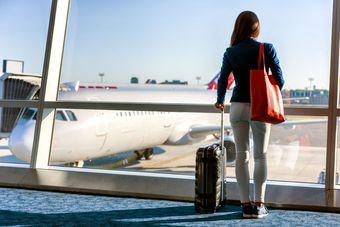 Opóźniony lub odwołany lot? Zobacz, czego możesz żądać [© Maridav - Fotolia.com]