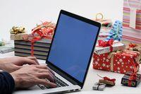 Zakup prezentów w sieci