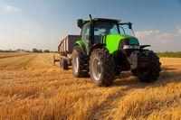 Maszyny rolnicze także są objęte procedurą marży