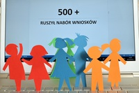 PUE ZUS przyjmuje wniosek o 500 plus