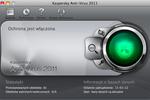 Kaspersky Anti-Virus 2011 for Mac - aktualizacja