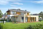 Oaza Kampinos: osiedle domów ekologicznych